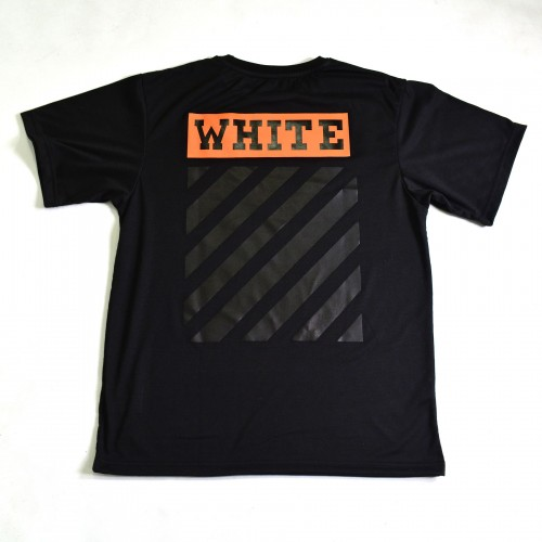 Off-White Orange Box Tee Black [HOP Batch]
